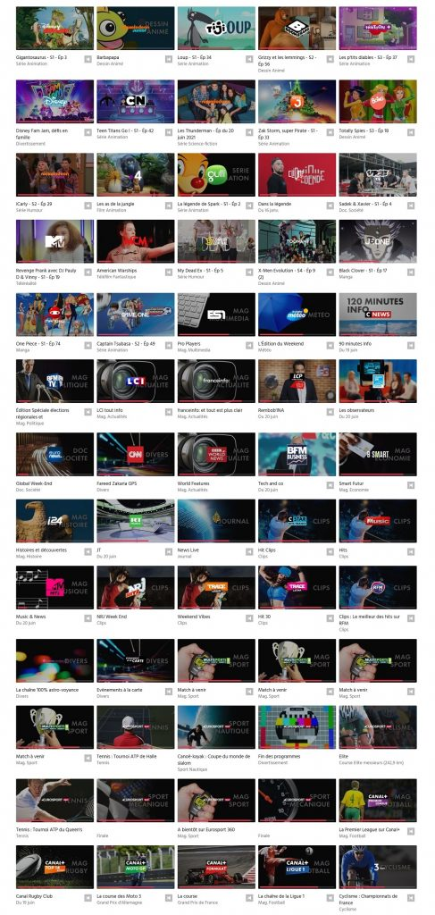visionner Canal+ depuis l'étranger
